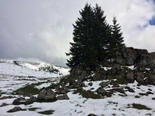 Na grzbiecie Wielkiej Fatry - Chyžky (Kýšky; 1340 m), fot. Paweł Wroński