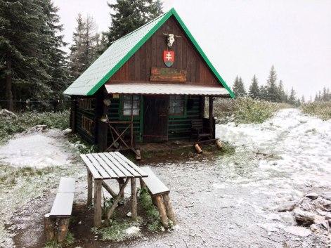 Salaš pod Suchým vrchom, fot. Paweł Wroński