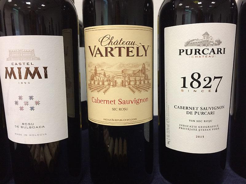 Trzy wytwórnie, trzy tradycje wyrobu wina - wizytówka Mołdawii, fot. Paweł Wroński
