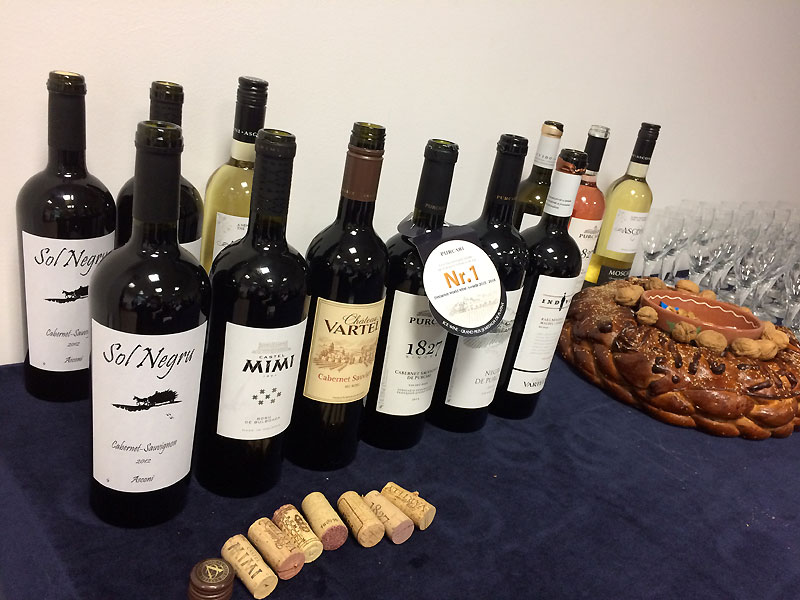 Wina z Mołdawii - od najlepszych producentów, fot. Paweł Wronski