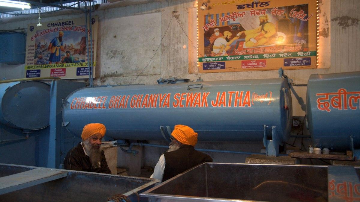 Pięćset lat za Sikhami jesteśmy