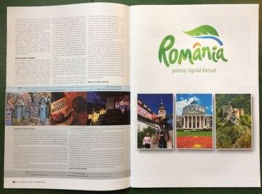 Rumunia jakiej nie znamy w magazynie TT Warsaw 2016 (str. 6-7), fot. Paweł Wroński