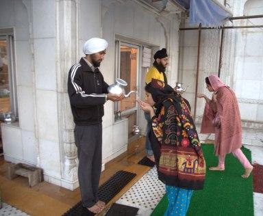 Sikhowie z Delhi, fot. Paweł Wroński