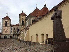 Kościół św. Trójcy sióstr bernardynek i ich zespół klasztorny, fot. Paweł Wroński