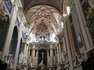 Wnętrze koelgiaty jezuickiej, fot. Paweł Wroński