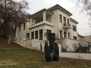 Modernistyczny kwartał Kowna, fot. Paweł Wroński