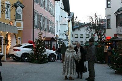 Kitzbüheler Weihnachtsmarkt 2015, fot. Paweł Wroński