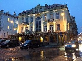 Hotel Artis, fot. Paweł Wroński