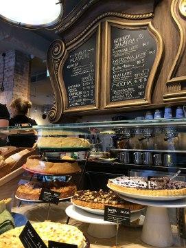Green Caffè Nero, Francuska 35 w Warszawie (http://www.greencaffenero.pl/kawiarnie/), fot. Paweł Wroński