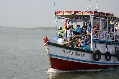 W delcie Gangesu, fot. Paweł Wroński