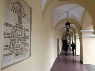 Uniwersytet Wileński, fot. Paweł Wroński