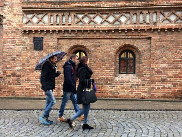 Wilno to miasto akademickie, którego chlubą jest uniwerystet założony przez Stefana Batorego jako kolegium jezuickie (przekształcone później w Uniwersytet), fot. Paweł Wroński