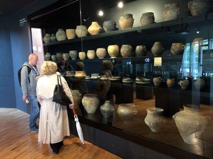 Ceramika sprzed 5 tysięcy lat, fot. Paweł Wroński