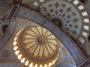 Błękitny Meczet w Stambule, fot. Paweł Wroński