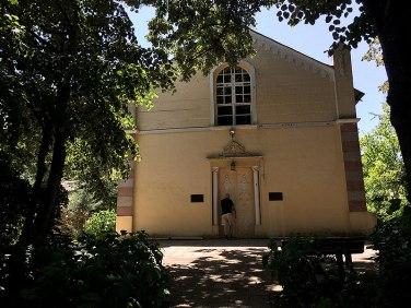 Kościół katolicki w Polonezköy, fot. Paweł Wroński