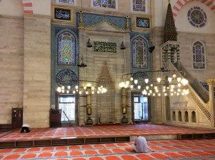 Meczet Sulejmana, fot. Paweł Wroński