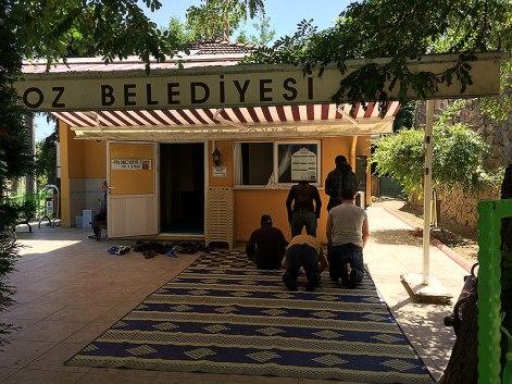Meczet w Polonezköy, fot. Paweł Wroński
