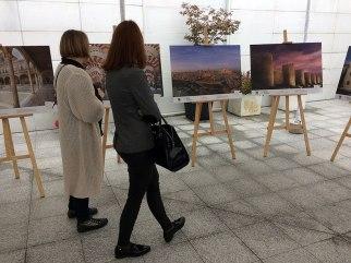 Wystawa fotograficzna w Ambasadzie HIszpanii w Warszawie, fot. Paweł Wroński