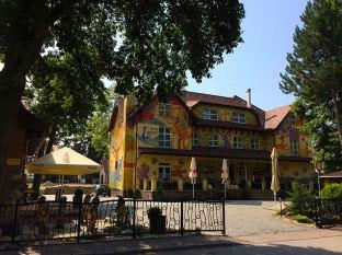 Rajecké Teplice, fot. Paweł Wroński