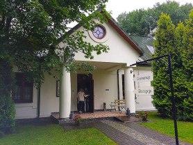 Dwór Mościbrody, restauracja w oficynie, fot. Paweł Wroński