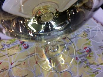Grüner Veltliner, typowe dla Austrii wino białe, fot. Paweł Wroński