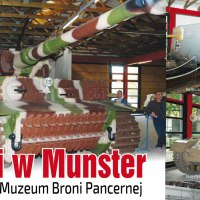 Niemcy - czołgi w Munster