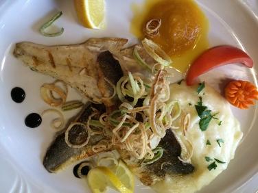 Grillowana ryba z warzywami, fot. Paweł Wroński