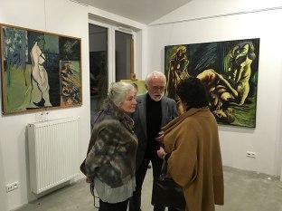 Galeria Fundacji Skarbnica Sztuki, 15 lutego 2018, fot. Paweł Wroński