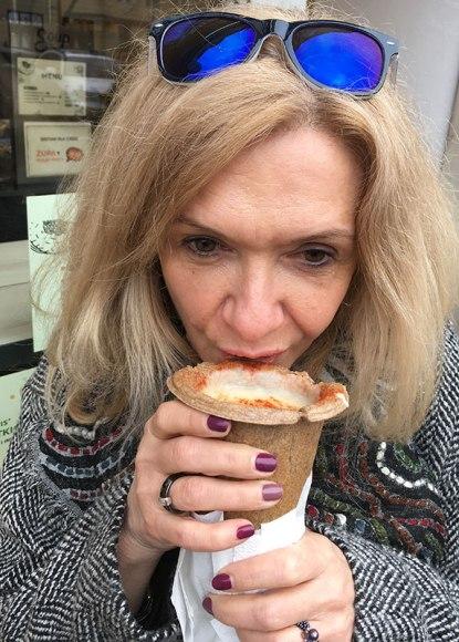 Cappuccino z białych warzyw. Punkt sieci Soup Culture, otwarty w Warszawie przy Jana Pawła II 38 w dniu 10 marca 2018, fot. Paweł Wroński