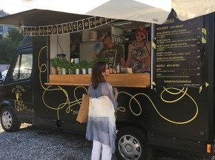 Food Truck Square Dobra Dobra w Warszawie, fot. Paweł Wroński