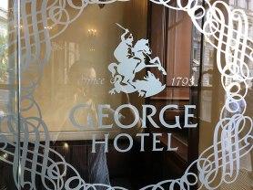Готель Жорж (George Hotel), fot. Paweł Wroński