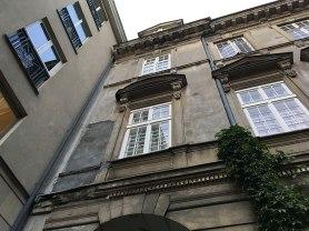 Pałac Brzozowskich w podwórzu przy Brackiej 20B, fot. Paweł Wroński