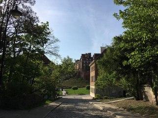 Wschodni wylot ulicy Rybackiej, fot. Paweł Wroński
