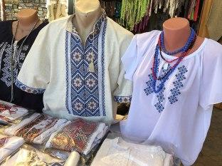 """Lwów - mистецький ринок """"Вернісаж"""", fot. Paweł Wroński"""