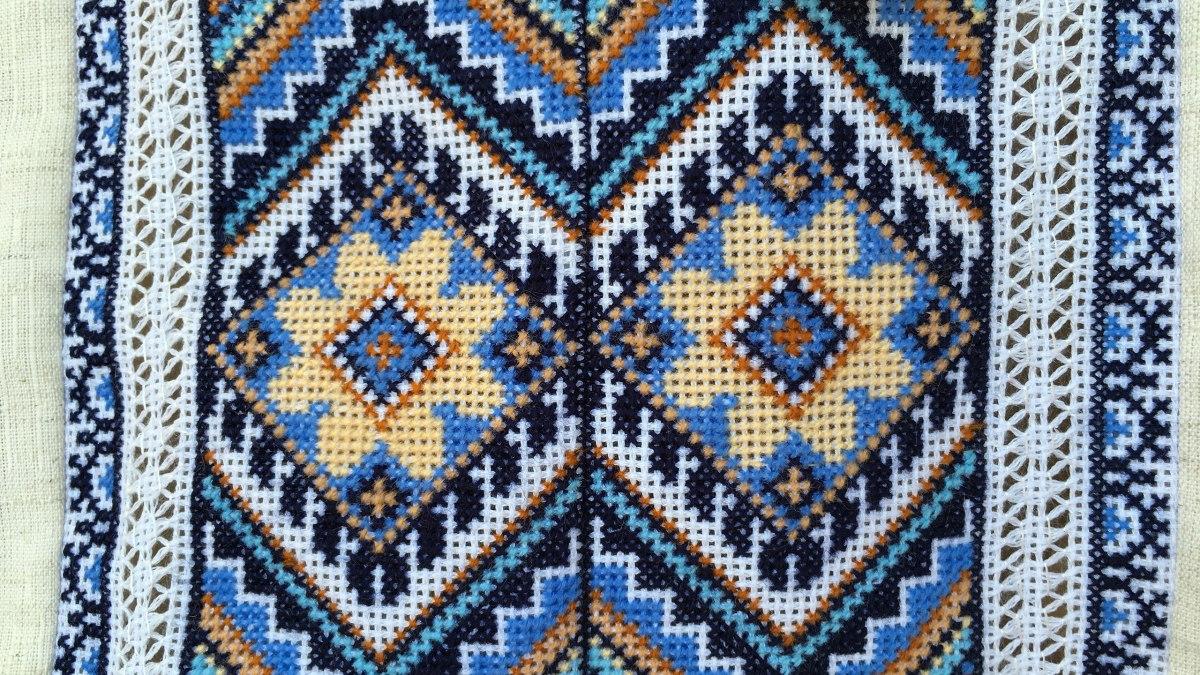 Вишивка,czyli haftowanienaUkrainie