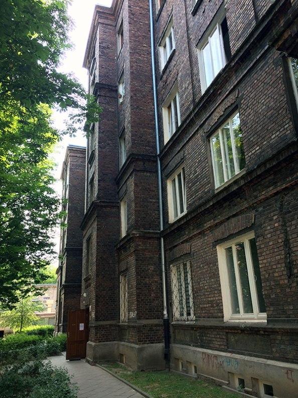 Kolonia Wawelberga fot. Paweł Wroński