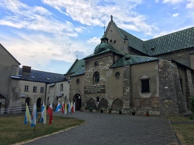 Sanktuarium bł. Wincentego Kadłubka w Jędrzejowie, fot. Paweł Wroński