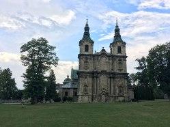 Kościół cysterskiego opactwa w Jędrzejowie nosi dziś barokowy kostium, fot. Paweł Wroński