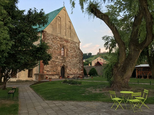 Kościół franciszkanów w Chęcinach, fot. Paweł Wroński