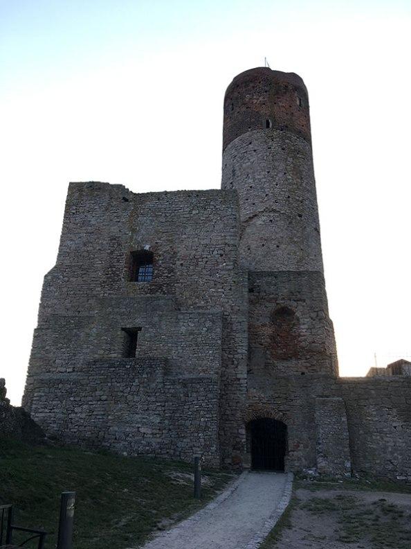 Zamek Królewski w Chęcinach, brama wschodnia, fot. Paweł Wroński