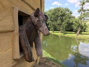 """""""Arka"""" w radziejowickim parku, fot. Paweł Wroński"""