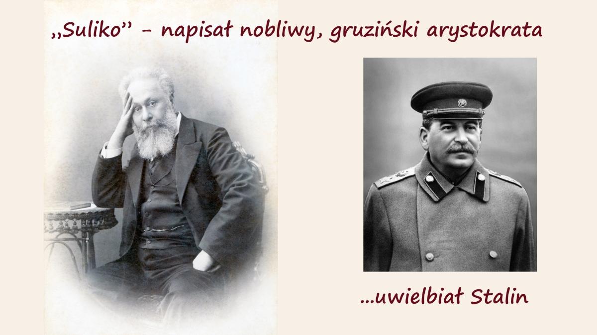 Suliko - zGruzji przezZSRR wświat