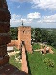 Zamek w Czersku, fot. Paweł Wroński