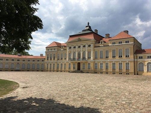Pałac w Rogalinie, fot. Paweł Wroński