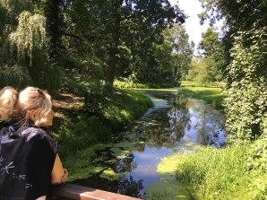 Park wokół pałacu w Śmiełowie, fot. Paweł Wroński