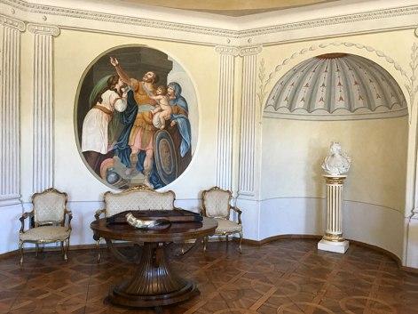 Pałac w Śmiełowie, dziś Muzeum Adama Mickiewicza, fot. Paweł Wroński