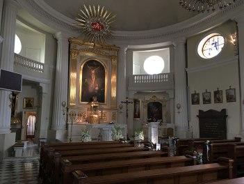 Kościół św. Klemensa w Nadarzynie, fot. Paweł Wroński
