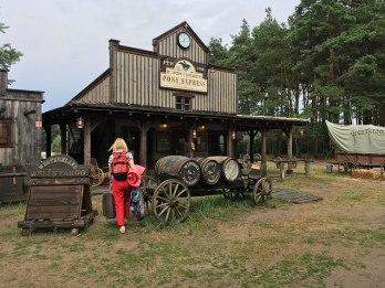 """""""Westernland"""" w Józefowie, fot. Paweł Wroński"""