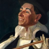 Artysta,który lubił(się)portretować