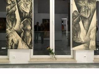 Przestrzeń Galerii w pełni zagospodarowana, fot. Paweł Wroński